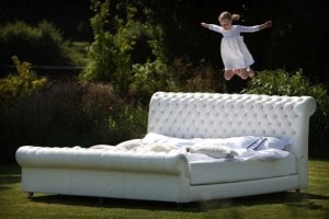 Emperor beds and mattresses from The Big Bed Company