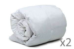 extra size White Duck Down four seasons duvets