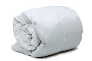 large duck feather and down duvet