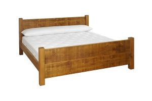 extra strong wooden beds in larger sizes
