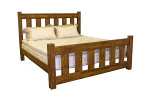 extra wide 6'6 7' and 8' wooden beds