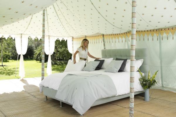 Luxury big beds